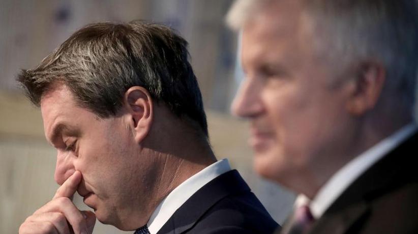 Wahl im Januar: Markus Söder will CSU-Chef werden