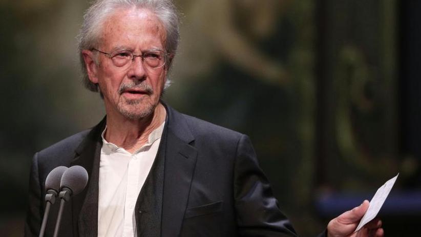 """Ein """"Unvergleichlicher"""": Nestroy-Theaterpreis für Peter Handke"""