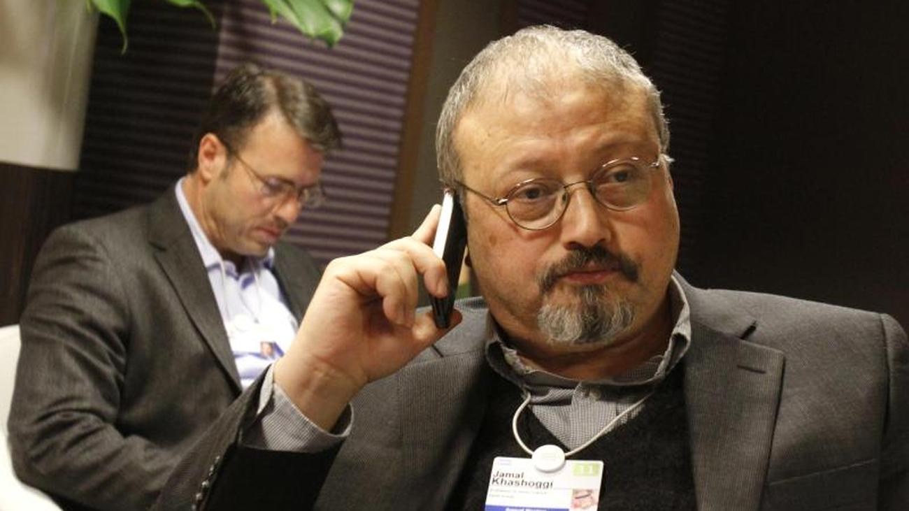 Image score for Berlin Imposes Entry Ban, Arms Freeze Over Khashoggi Killing