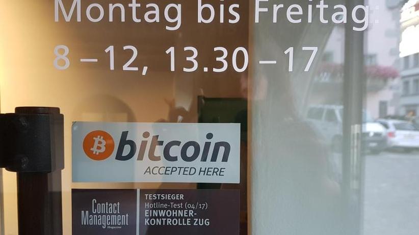 Digitalwährungen unter Druck: Bitcoin-Absturz setzt sich fort