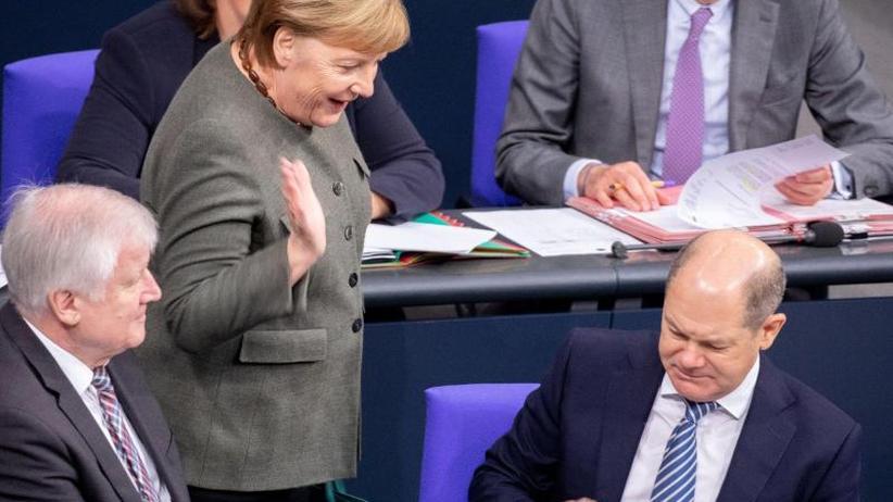 356 Milliarden Ausgaben: Bundestag berät den Bundeshaushalt 2019
