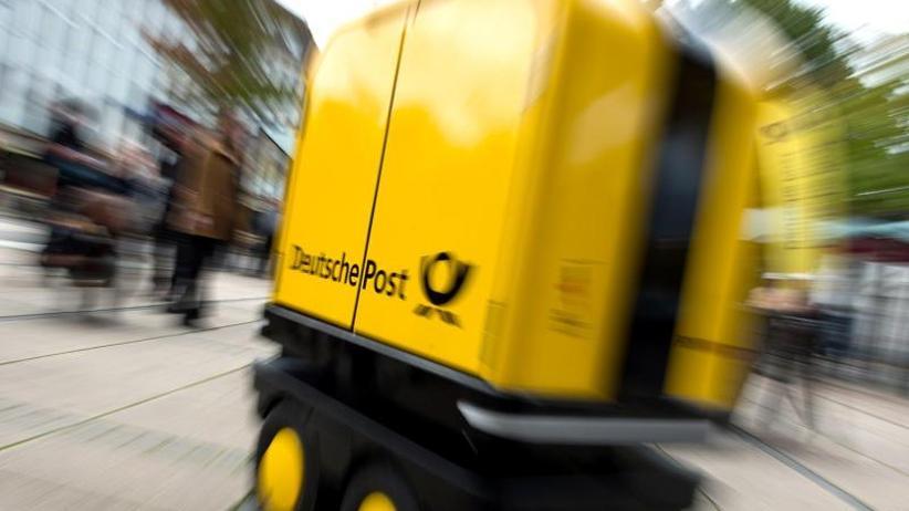 Test in Japan: Deutsche Post entwickelt neue Zustell-Roboter