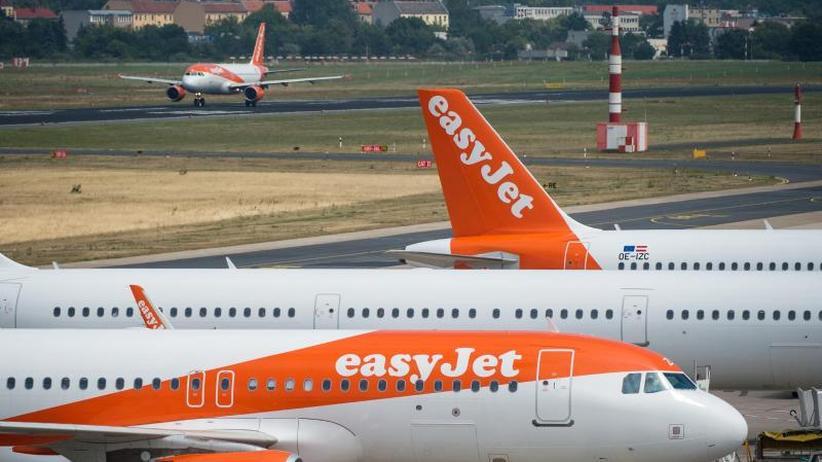 Anlaufverluste in Tegel: Easyjet macht mehr Gewinn