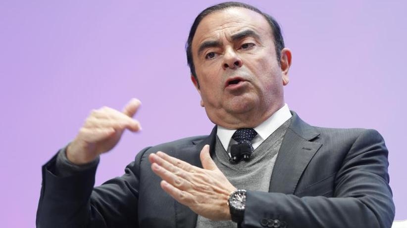 Vorwurf Steuerhinterziehung: Finanzaffäre um Ghosn: Renault erhält vorläufig neue Führung