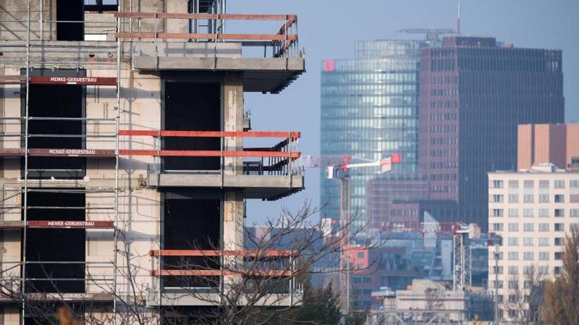 Baugenehmigungen nehmen zu: Mehr Mehrfamilienhäuser in Deutschland