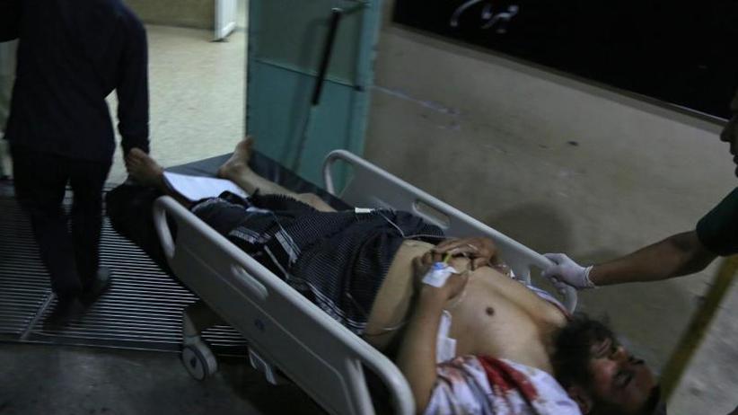 Attentat auf religiöse Feier: Mindestens 50 Tote nach schwerem Anschlag in Kabul