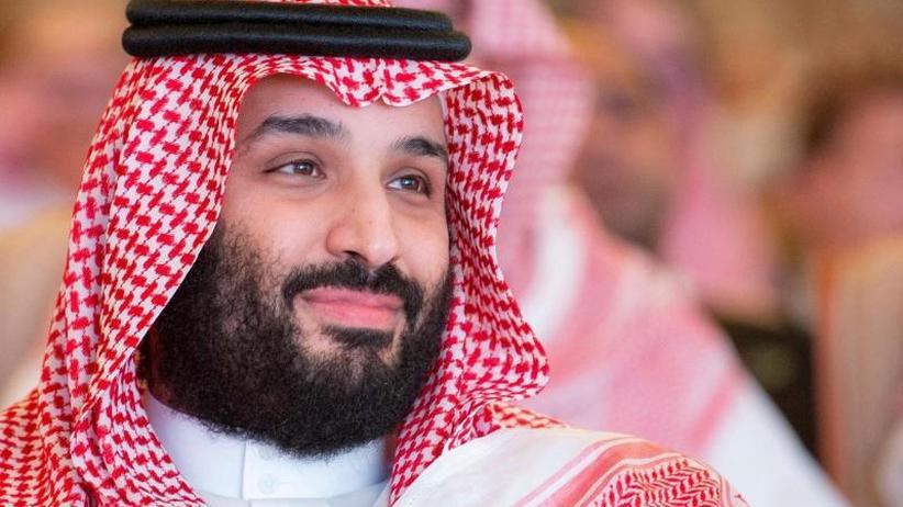 """""""Rote Linie"""": Saudi-Arabien weist Vorwürfe gegen Kronprinzen zurück"""