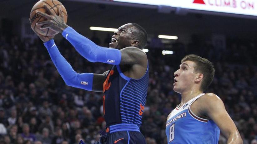 NBA: Schröder-Team verliert bei Westbrook-Rückkehr in Sacramento