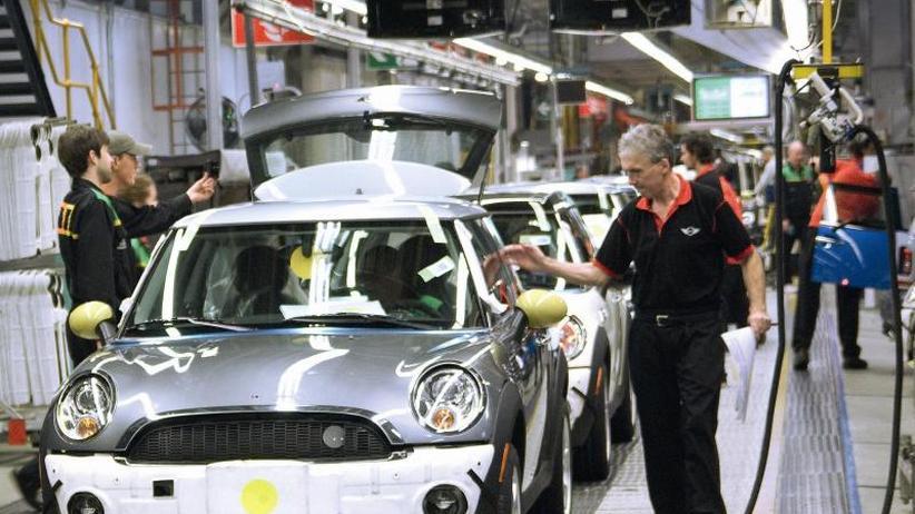 Regierungsanalyse: Brexit wird der britischen Wirtschaft in jedem Fall schaden