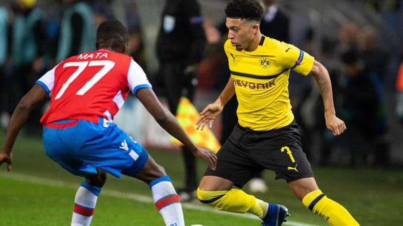 Champions League: BVB glanzlos ins Achtelfinale - nach 0:0 nun Tabellenzweiter