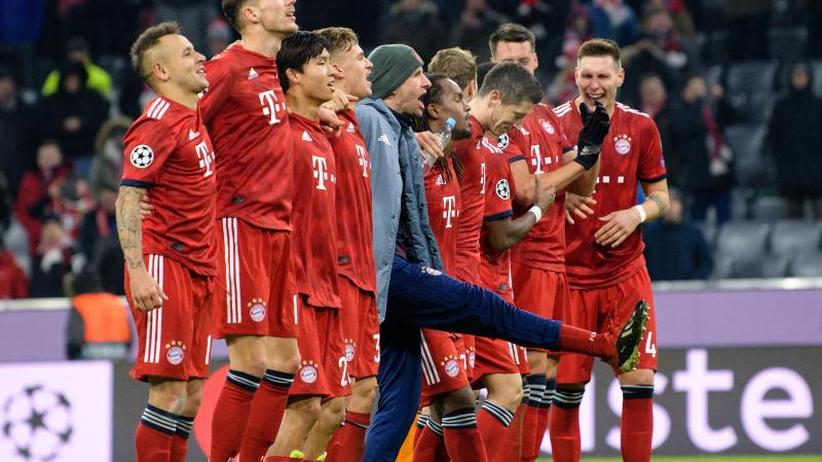 Champions League: Kovac gibt richtige Impulse - Befreiung wie einst van Gaal