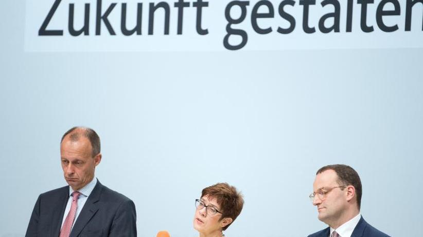 """Sechste CDU-Regionalkonferenz: Merz: """"Kein Scharia-Recht auf deutschem Boden"""""""