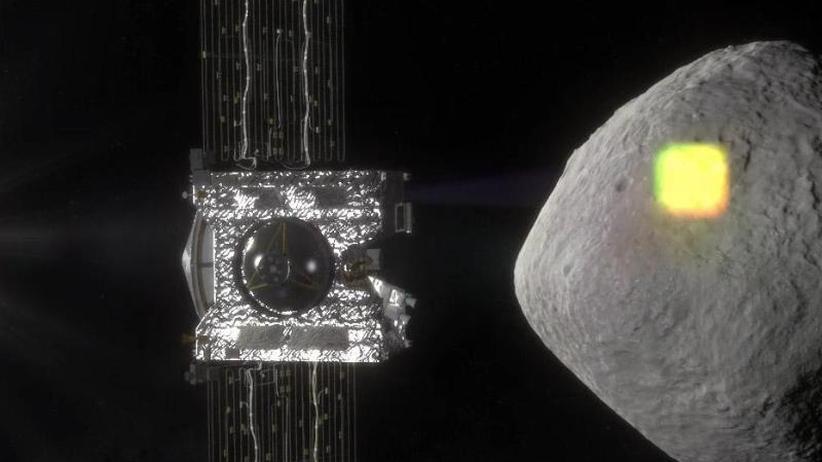 """Asteroid Bennu inReichweite: Nasa-Sonde """"Osiris Rex"""" nach zwei Jahren am Ziel"""