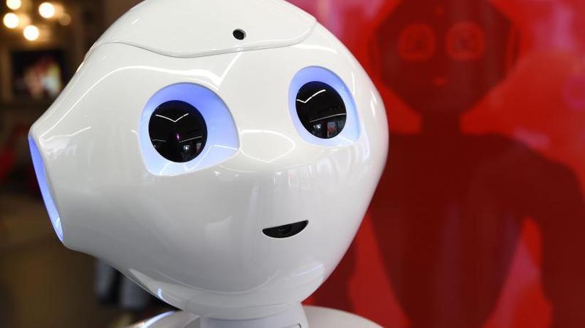 Smalltalk mit Luna: Unternehmen testen Roboter im Kundenkontakt