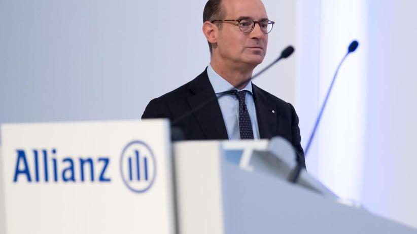 Vorstandschef Bäte macht Druck: Allianz plant europäischen Online-Versicherer