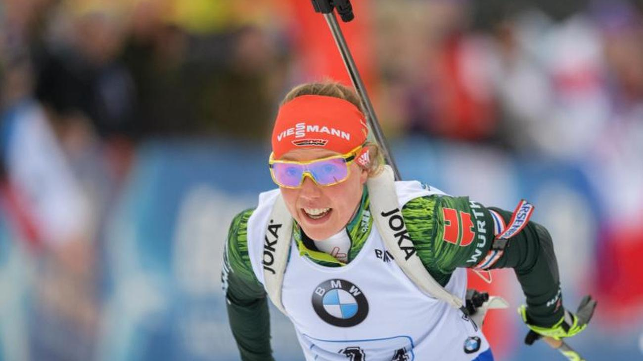 berlin ap biathlon star laura dahl meier has probably postpone her world cup comeback to the new year in december the double olympic champion will