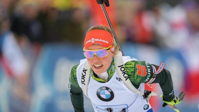 Biathlon-Star: Dahlmeier startet wohl erst im neuen Jahr in Saison