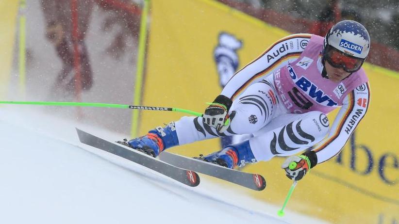 Ski alpin: Dreßen bei Abfahrt von Beaver Creek gestürzt und verletzt