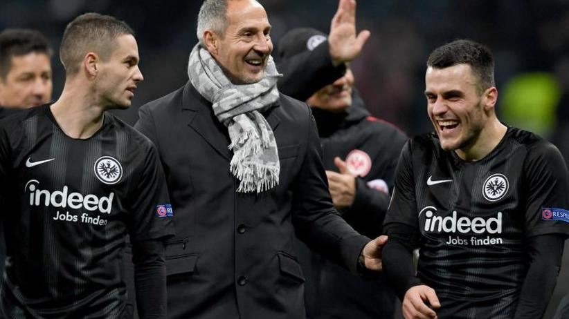 Europa League: Frankfurter Himmelsstürmer setzen sich keine Grenzen