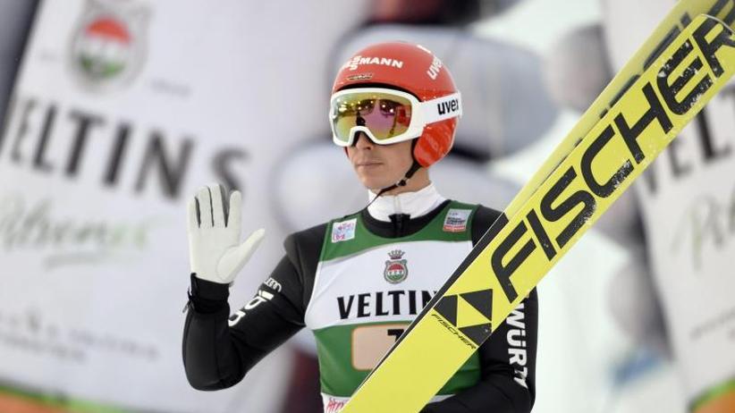 Nordische Kombination: Frenzel fehlen 0,1 Sekunden zum 44. Weltcup-Sieg