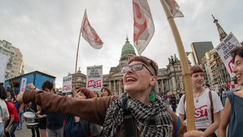 Proteste erwartet: G20-Gipfel in Buenos Aires beginnt