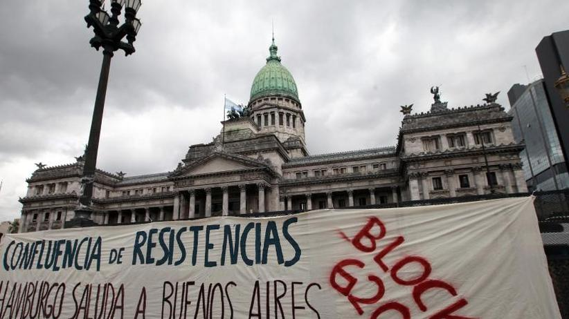"""G20-Gipfel in Argentinien: """"Hamburg grüßt Buenos Aires"""": Der Gipfel der Anderen"""