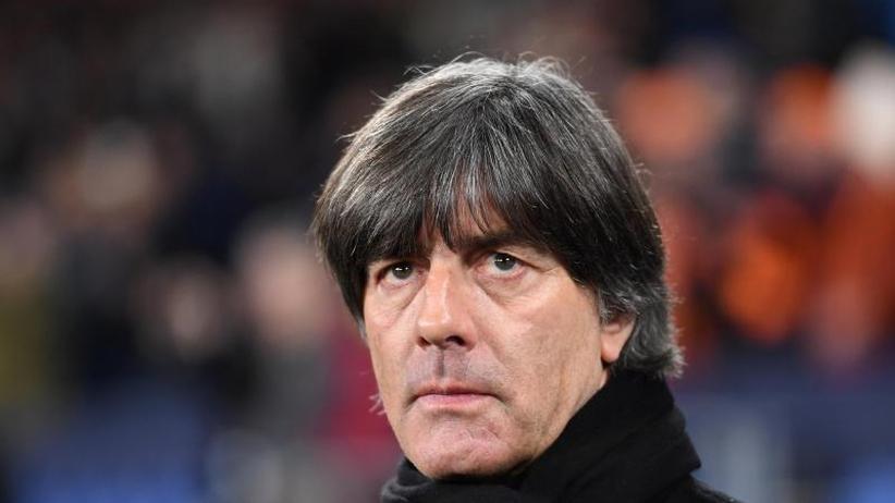 """Quittung für 2018: Löw bei Auslosung für EM-Quali im """"Schlamassel"""""""