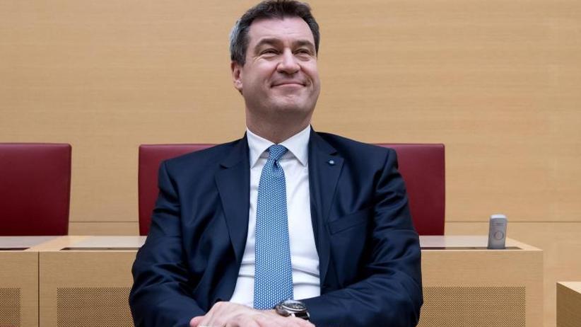 Bayerns Ministerpräsident: Söder widerspricht Merz in der Flüchtlingspolitik