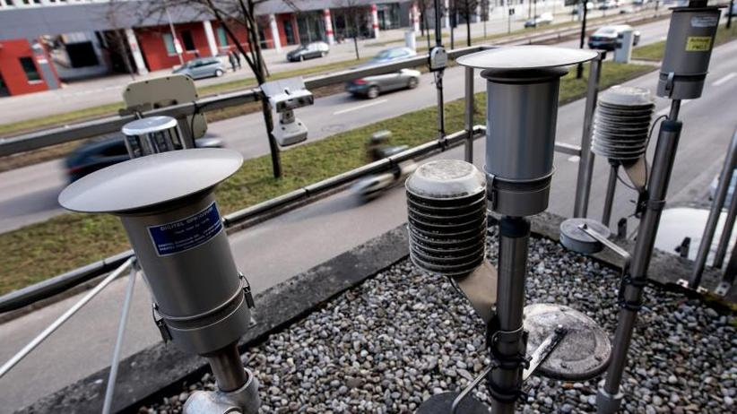 Ministerium will Klarheit: Tüv soll deutschlandweit Stickoxid-Messstellen überprüfen