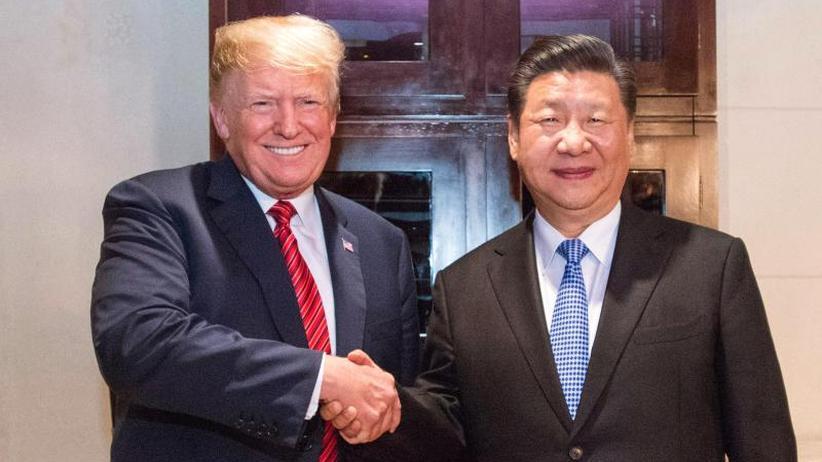 """Trump stellt 90-Tage-Frist: USA und China: """"Waffenstillstand"""" im Handelskrieg"""