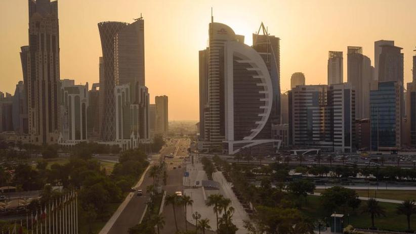 Katar Zeit