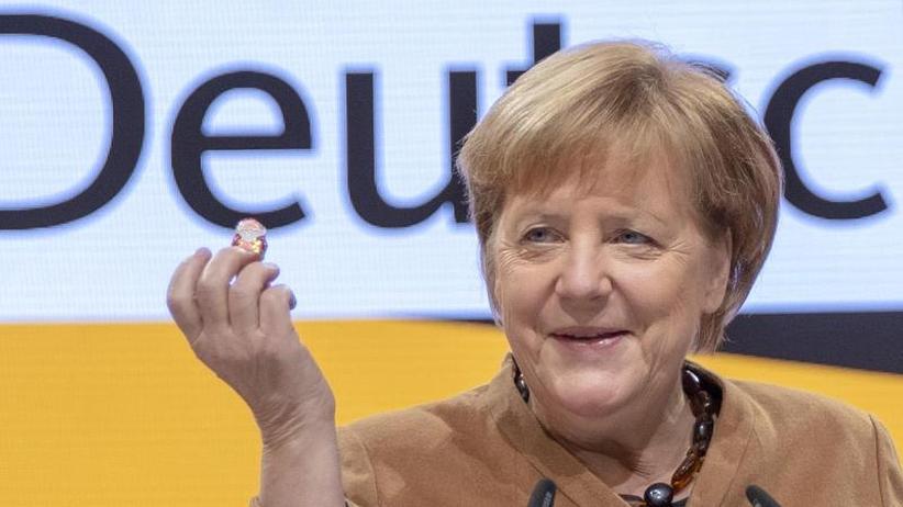 """Vor dem CDU-Parteitag: Merkel: Auswahl unter Kandidaten ist """"Demokratie pur"""""""