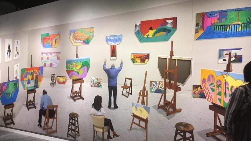 Kunstmesse: Art Basel in Miami: Ein edler Zirkus am Strand