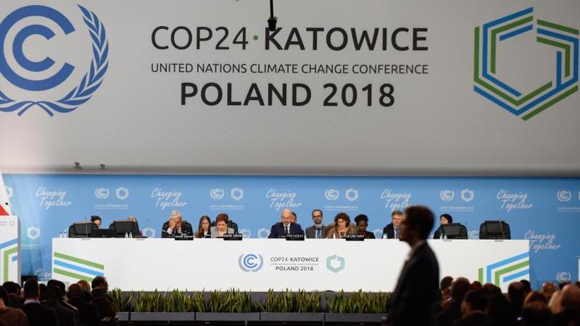 COP24 in Kattowitz: Greenpeace vom Start der UN-Klimakonferenz enttäuscht