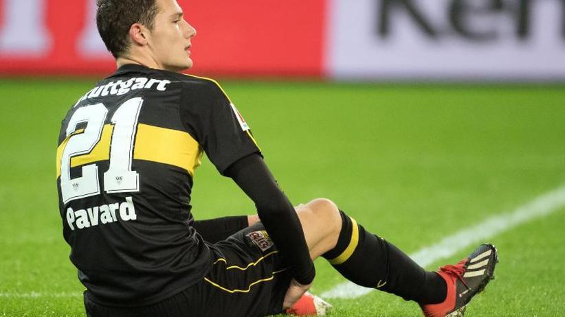 Niederlage gegen Gladbach: Bitterer VfB-Abend: 0:3, Verletzte, Platzverweis, Eigentor