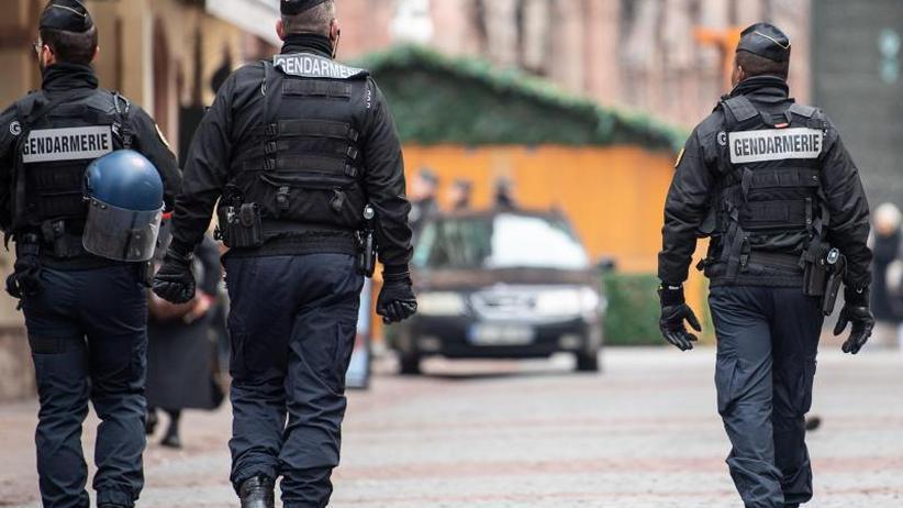 Möglicherweise im Taxi: Attentäter von Straßburg auf der Flucht