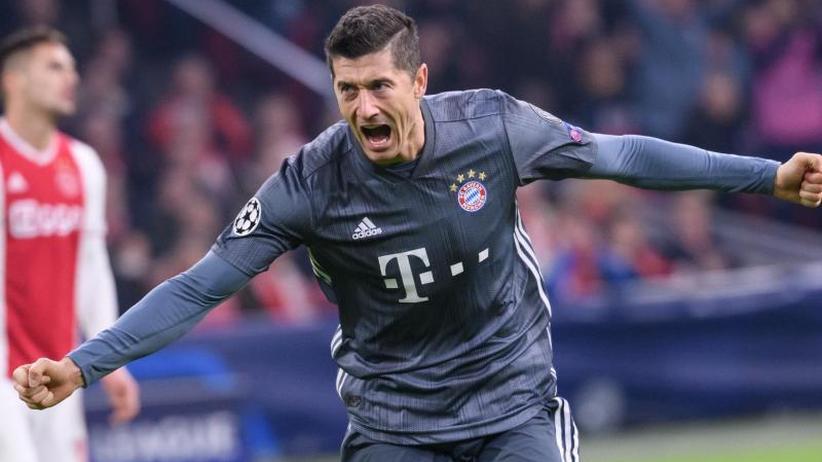 Champions League: Bayern als Gruppensieger ins Achtelfinale - Müller sieht Rot