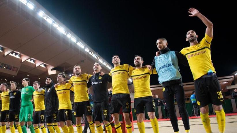 "Champions League: BVB-Chef Watzke: ""Alles traumhaft"""