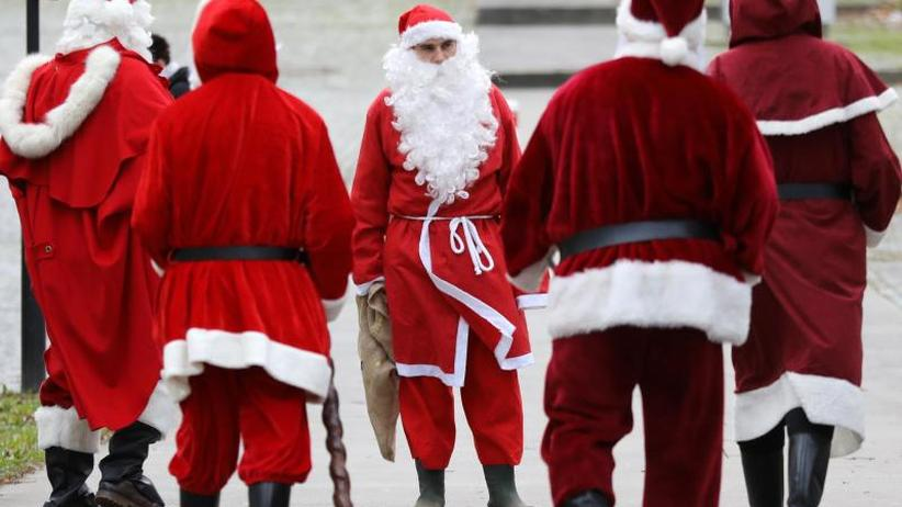 Fachkräfte-Mangel: Deutschland fehlen Weihnachtsmänner