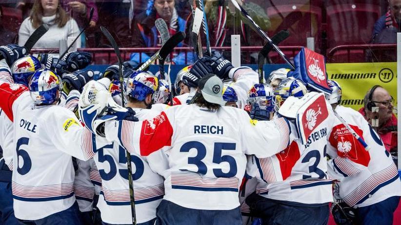 Champions Hockey League: EHC Red Bull München schreibt Eishockey-Geschichte