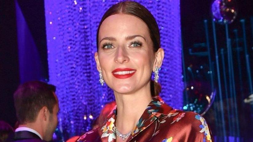 Kein Stress: Eva Padberg erwartet ein Mädchen