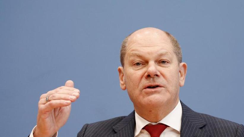 Spitzentreffen in Berlin: Grundsteuer: Scholz und Länderkollegen-Treffen Mitte Januar