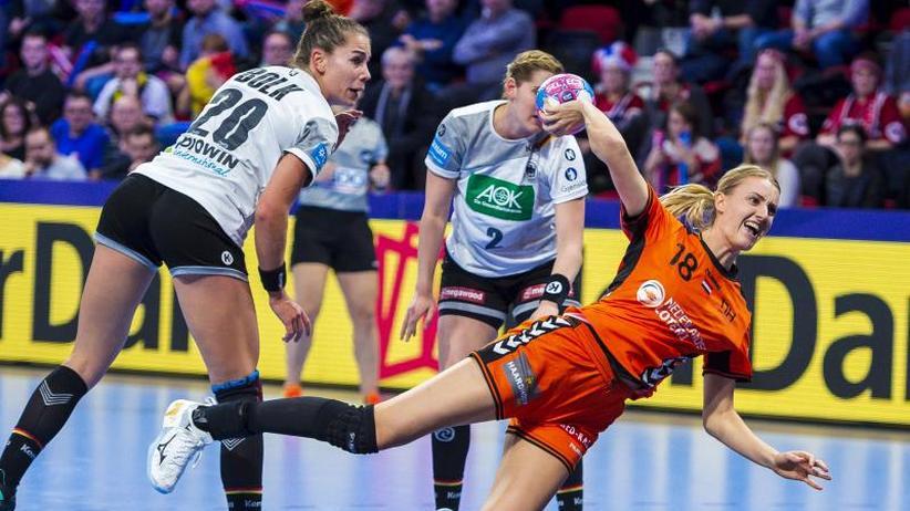Aus für Groener-Team: Keine Medaille: Deutsche Handball-Frauen EM-Neunter