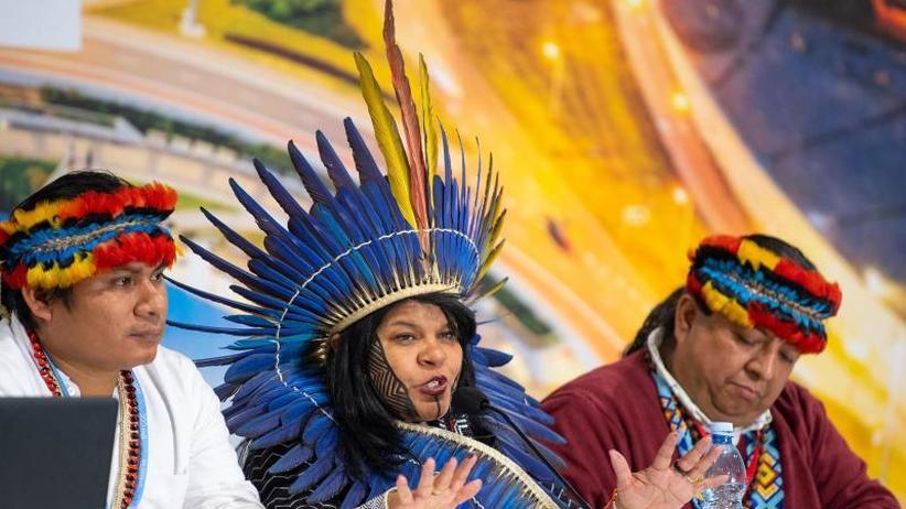 Greenpeace will kämpfen: Sorge vor Abkehr Brasiliens vom Klimaschutz