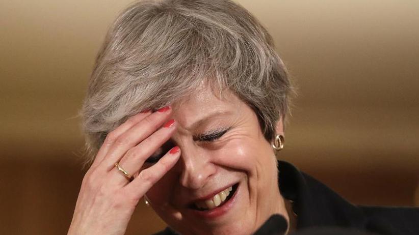 """Porträt: Theresa May: """"Eine verdammt schwierige Frau"""""""