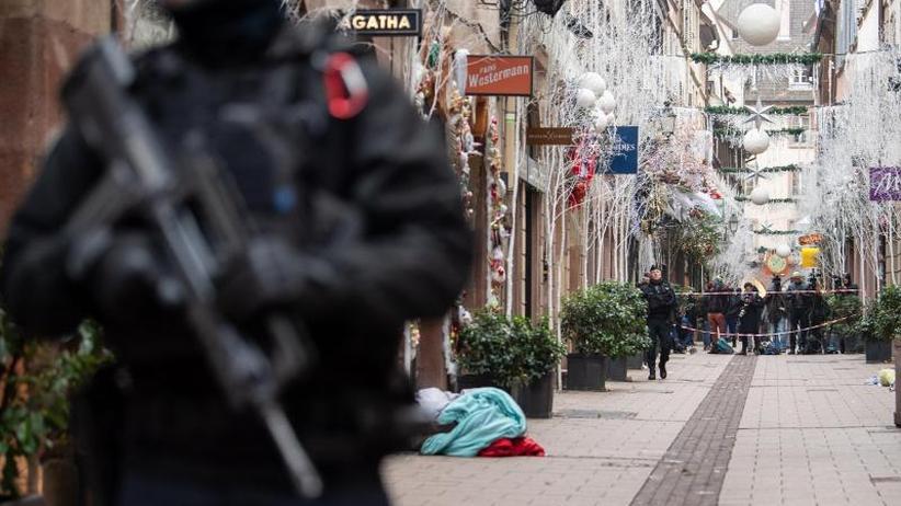 Anschlag in Straßburg: Was wir wissen, was wir nicht wissen