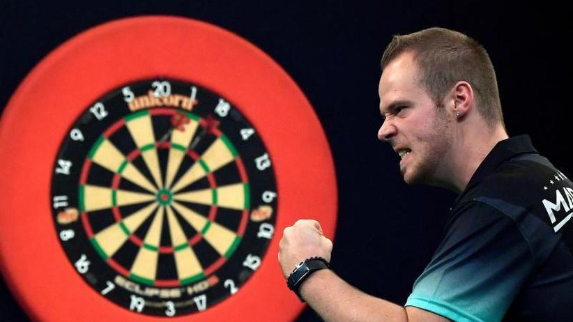 Darts-WM in London: Ally Pally statt Touri-Tour: Hopp spürt das Kribbeln