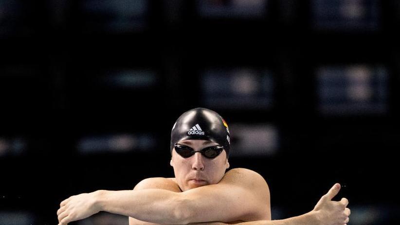 Titelkämpfe in China: Brustschwimmer Koch holt WM-Bronze und verliert Weltrekord