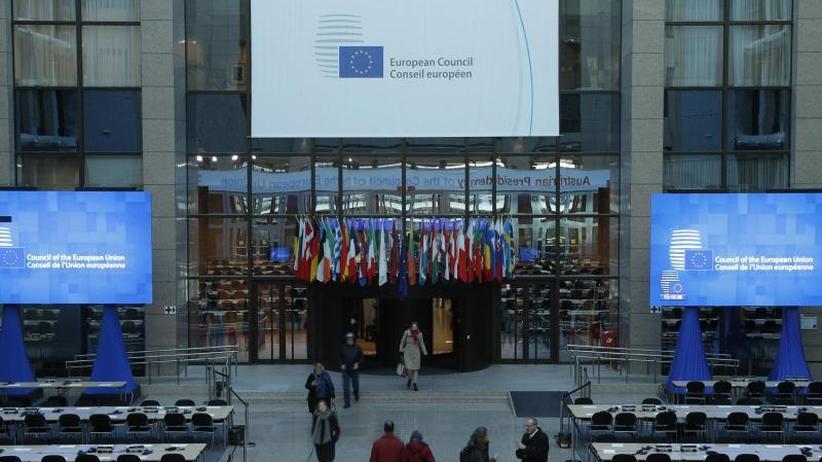 Treffen in Brüssel: EU-Gipfel im Zeichen des Brexits