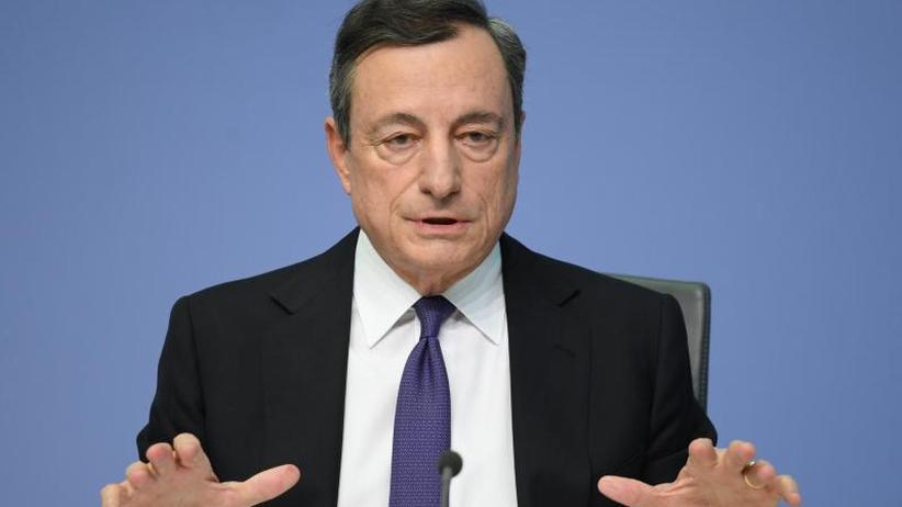 Leitzins noch auf null Prozent: EZB: Frische Milliarden für Anleihen nur noch bis Ende 2018